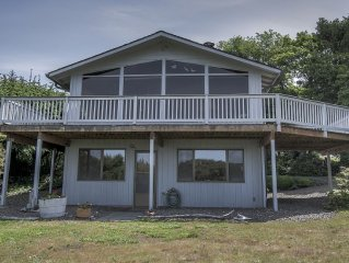 Panoramic View, Large Decks And An Oversized Yard