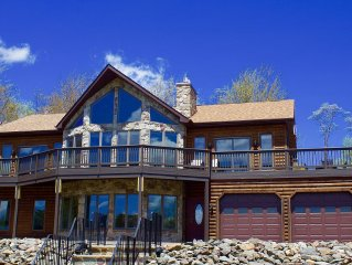 Resort-Style Lakehouse near Ski Mountains, Waterparks, Casino, Shopping