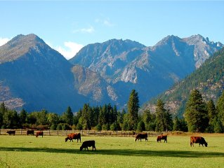 Experience Leavenworth at The Ranch House & Fromms' Fields Access