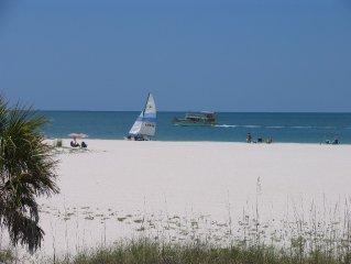 Treasure Island Beach Front   BIRDSONG #21