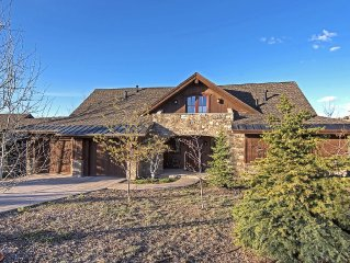 Luxurious Promontory Golf Club Cabin Only 150 Yards from Main Club Facilities!