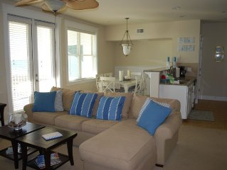 Perfect location has gorgeous sunsets and wonderful beaches!  Come see Galveston