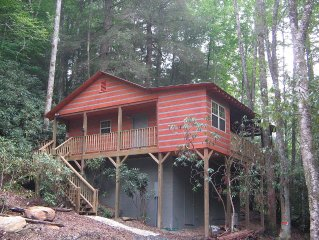 18 Acres Of Your Own Private Trout Fishing! (2 Cabins Available)
