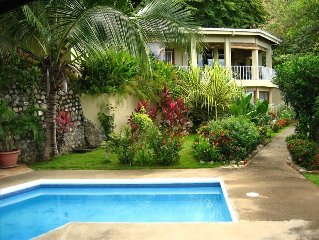 Awesome Ocean View Home on 2 Acres - 300 Steps from the Beach