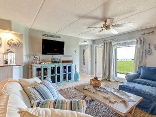 Newly Renovated Beautiful Oceanfront
