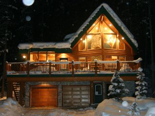 On Mountain Ski Home/Chalet - Across the Street From Greywolf Golf Course