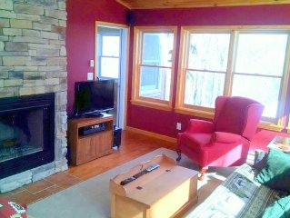 Golf, Hiking, Swimming, Trout Fishing, and more In The Perfect Mountain Retreat