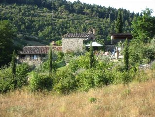 Beautiful Villa with Private Pool in the Heart of Tuscany