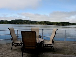 Cozy Waterfront House *point Reyes Nat'l Park In Marshall On Tomales Bay