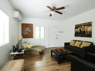 Furnished Two Bedroom Monthly Rental $2000