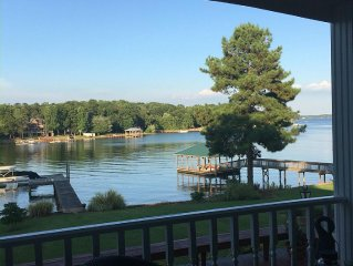 Charming & Cozy LKN Waterfront Home
