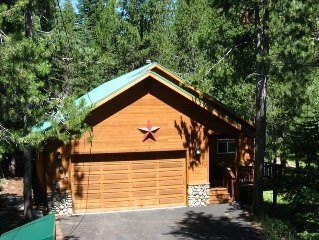 Remodeled comfort in Tahoe Donner.