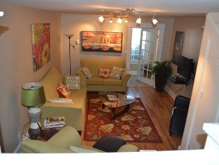 2 Br 2 Bath In Heart Of Old St. John's- monthly rental promoted