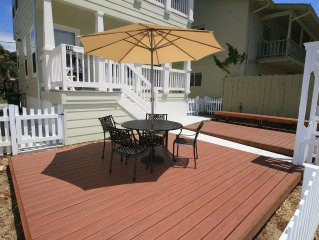 Beach House two blocks from the beach at Rio Del Mar     (tot#CO000444)