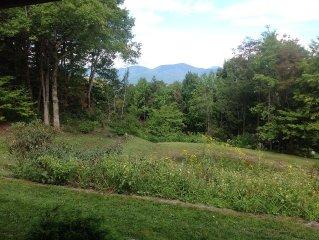 Smoky Mountain Getaway * 3800 ft, minutes to downtown, Blue Ridge, WiFi, SmartTV