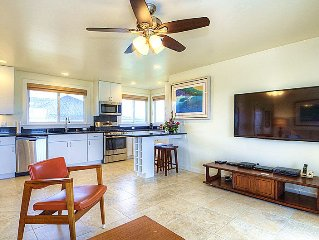 Hale O'Neita Private Cottage. Near beaches, restaurants, golf in Poipu Beach.