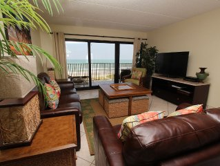 Palm Tree Haven -  Luxury Oceanfront Condo!