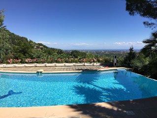 Mas De Provence Villa L'Arche Che Goga in the French Riviera