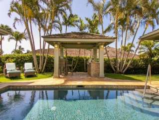 Prestigious 3BR with ~A~/~C~ in Poipu, New Pool, Private Courtyard, Newly Furnis