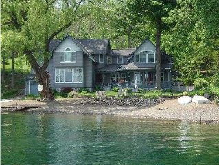 Lake Front Home with Spectacular Views!!