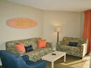 Gorgeous Completely Remodeled 3bd Sand Dunes Condo, Amazing View, Sleeps 14