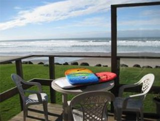 Beachfront Home in Roads End Lincoln City. Buy 2, get the 3rd night free!*