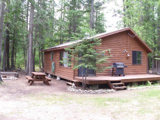 Escape To The Lake!  Cabin in the woods