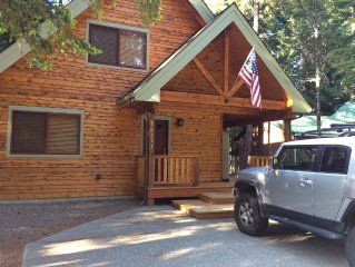 Beautiful New Cabin In Crystal River Ranch