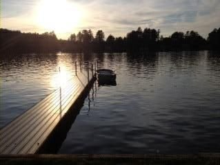 5 Bedroom Waterfront Property with Beautiful Sunset View., vacation rental in Northfield