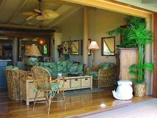 The Most Romantic Beach House in Hawaii - Right on the Most Beautiful Beach