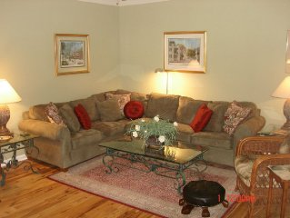 WEEKLY RATES DISCOUNTED!!  Southern Charm in a Tropical Setting  Wi-Fi...