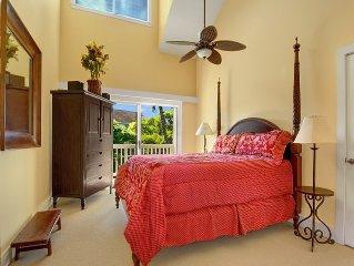 'Kauai-Five-O!' 5 Bedrooms, 4 Bathrooms, Poipu Beach, Kauai