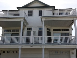Beautiful Sea Isle Rental.  8/19 - 8/26 recently available!   Ask for discount!!