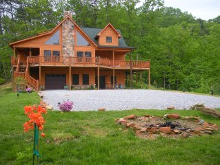 Deer Ridge resort is perfect for family and friend get togethers.