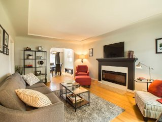 Newly Renovated 3 BDRM  Cambie Home Near King Edward Skytrain