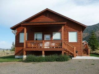 Yellowstone Park Henry's Lake Idaho Vacation Home