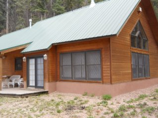 Marsha's Writing Retreat -- Peace and Quiet in the historic Jemez Mountains