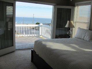 Ocean View, 1/2 Block from Beach!
