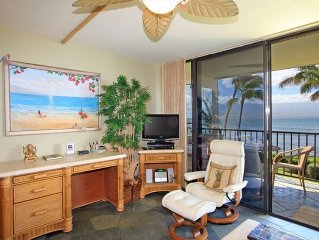 Oceanfront Luxury 1 BR Condominium - Perfect Honeymoon Spot!