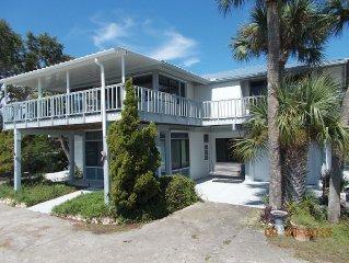 Beach House on Goose Cove.