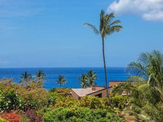 Summer Special $199: Wailea Ekahi Beachfront Condo On Luxury Resort
