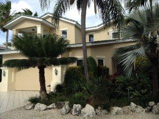 Luxury 3,000 Sf Single Family Home With Dock, Cabana Club With Pool & Inch Beach