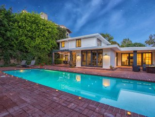 Brand New Luxurious Villa Located Right in the Heart of Beverly Hills and Weho