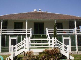 Classic Historic Tybee Beach House