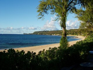 Oceanfront 2 Bedroom at Chun's Reef **Special $195 nt 3/5 to 3/31***
