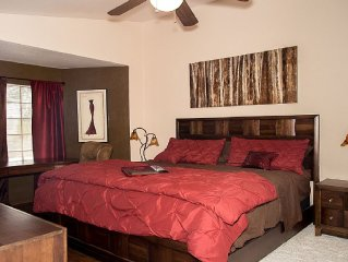 Upscale; remodeled two bedroom, two bathroom, second floor condo