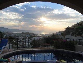 Sea of Cortez View Home, Cabo