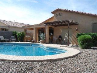 Beautiful 3 BDRM Home W/Beautiful  Pool!