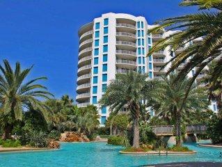 Ultimate Vacation Getaway! 9th Floor, Ocean View, 2 King Size Br/2 Bath.
