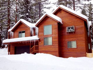 New, Luxury Home Near Heavenly, Perfect for Famil
